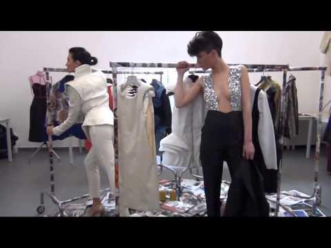 Anno nuovo per l accademia della moda di napoli youtube for Accademia moda napoli