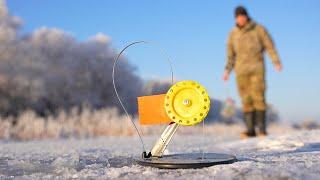 Вышел на рыбалку за щукой в 20 Зимняя рыбалка на жерлицы