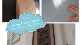 Redecorating Update | Table Refinish, Cooler Cover & Thrifty Art Work!