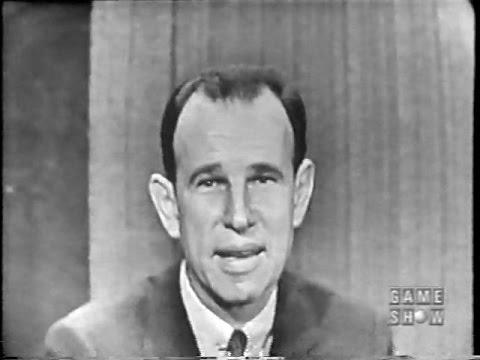 To Tell the Truth  Jackie Gleason's secretary; PANEL: Hume Cronyn Jan 8, 1957