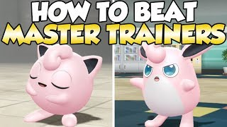 How To Beat Jigglypuff & Wigglytuff Master Trainers Guide! | Pokemon Let's Go