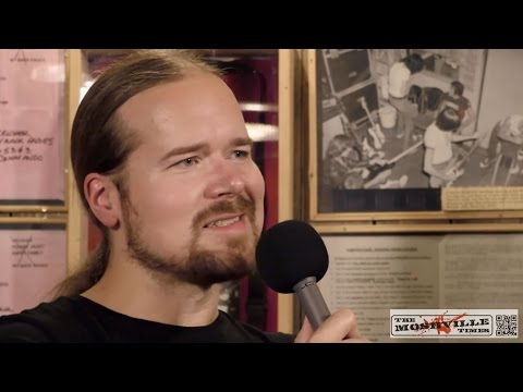 Interview with Insomnium's Niilo Sevänen and Markus Vanhala