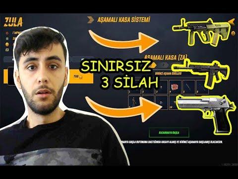 YENİ AKS DEN 3 TANE SINIRSIZ ÇIKARDIM ! | ZULA OYUN