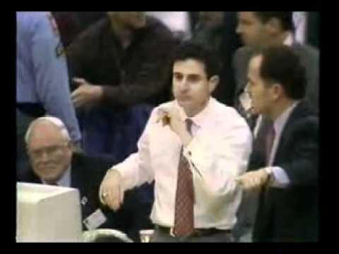 1995 SEC Tourney Championship - Kentucky vs. Arkansas Final Seconds