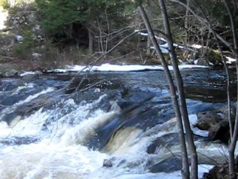 Crystal Falls Greenwood Ns Youtube