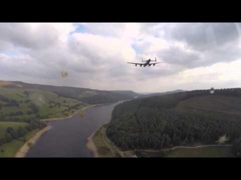 2 Lancasters - Derwent Valley