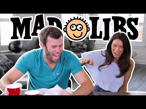MAD LIB MADNESS   Brodie & Kelsey