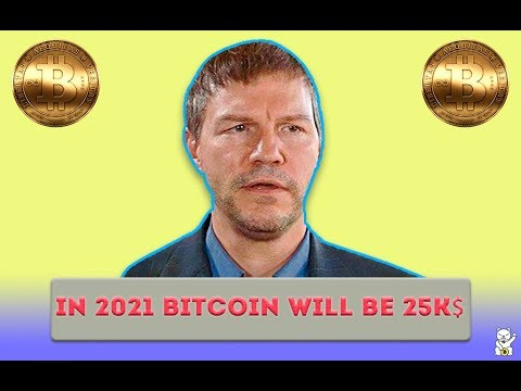 Crypto Legend Nick Szabo: in 2021 bitcoin will be 25k$