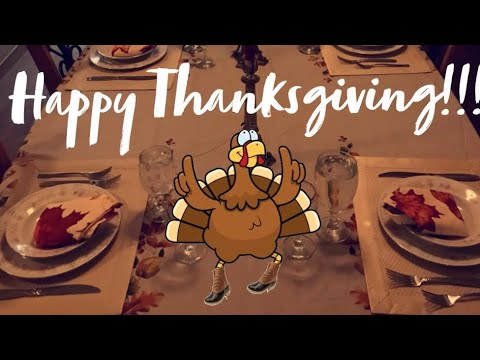 Building a Household: Happy Thanksgiving From The Frank Friar!