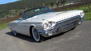 1964 Ford Thunderbird Convertible for Sale
