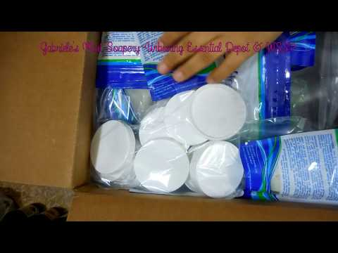 unboxing-essential-depot-&-wholesales-supplies-|-♡-gabrieles-mist-soapery-♡