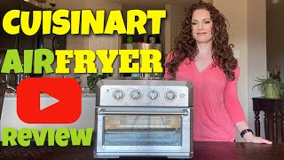 CUISINART AIR FRYER! IS IT WORTH THE MONEY? WHY BUY IT!