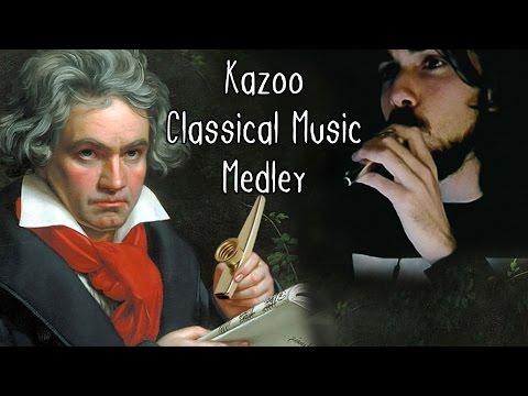 Kazoo Classical Music Medley