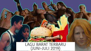 Download lagu 10 LAGU BARAT TERBARU ( JUNI - JULI 2019 ) - MUSIKANE UPDATE