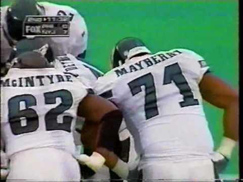 1996 Eagles at New York Jets clip3