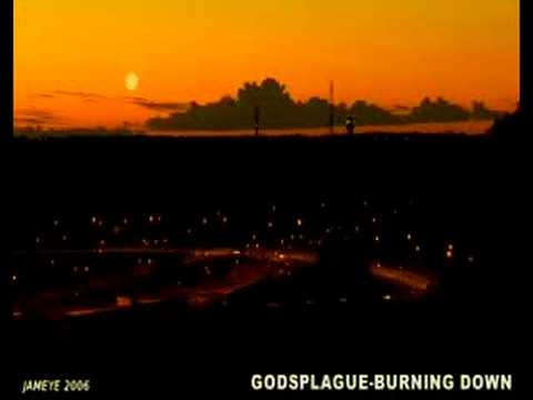 Godsplague-Burning Down