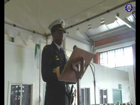 Flag Officer Commanding Medal Parade 2014