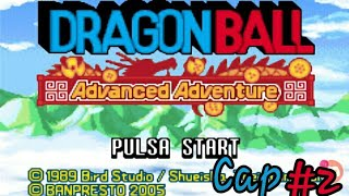 Dragon Ball Advanced Adventure - Cap 2