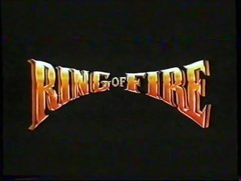 Ring of fire (Trailer en castellano)