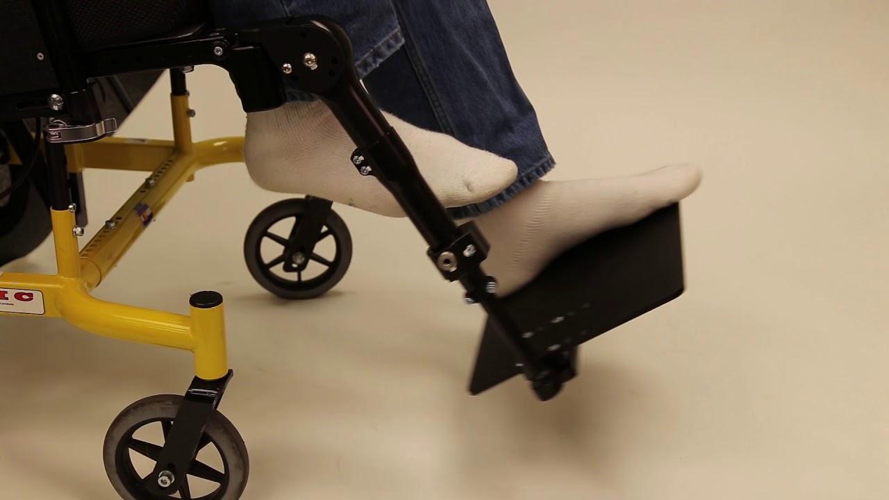 Best Wheelchair Footrest