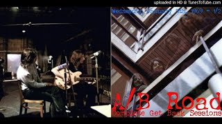 The beatles She Came In Through The Bathroom Window #1 ( Get Back Sessions)