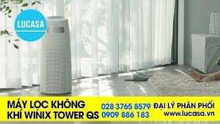 MÁY LỌC KHÔNG KHÍ WINIX TOWER QS - NHẬP KHẨU HÀN QUỐC