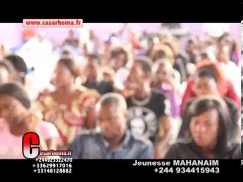 Journée d'action de Grace  Jeunesse Mahanaim à luanda (Angola)