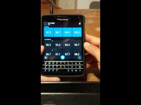 Blackberry os 10.3.2 tip and tricks 1 music app