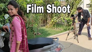 How to Film Shoot | Film Di Shooting kave hudi hai | Shooting Scenes | Film Media System