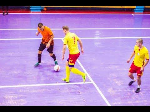 Обзор матча #itliga HostPro - Ciklum United (15 сезон, осень 2017 года)