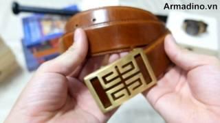 Thắt lưng Handmade cao cấp - Armadino.vn