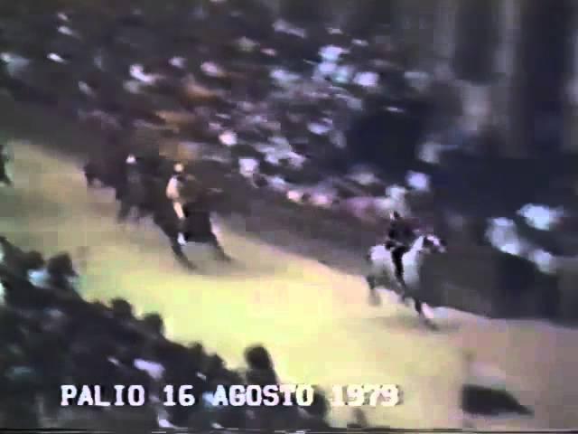 Palio 16 agosto 1979