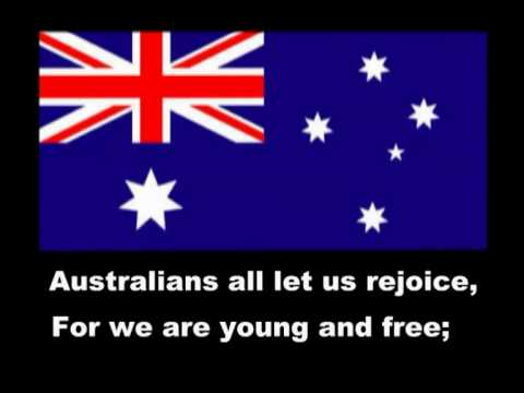 Australian National Anthem - Instrumental (Karaoke)
