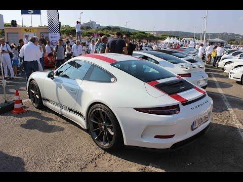 Paradis Porsche St-Tropez (2016)