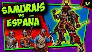 🌍👤 Españoles vs Samuráis - Cagayán - Resumen en 10 minutos
