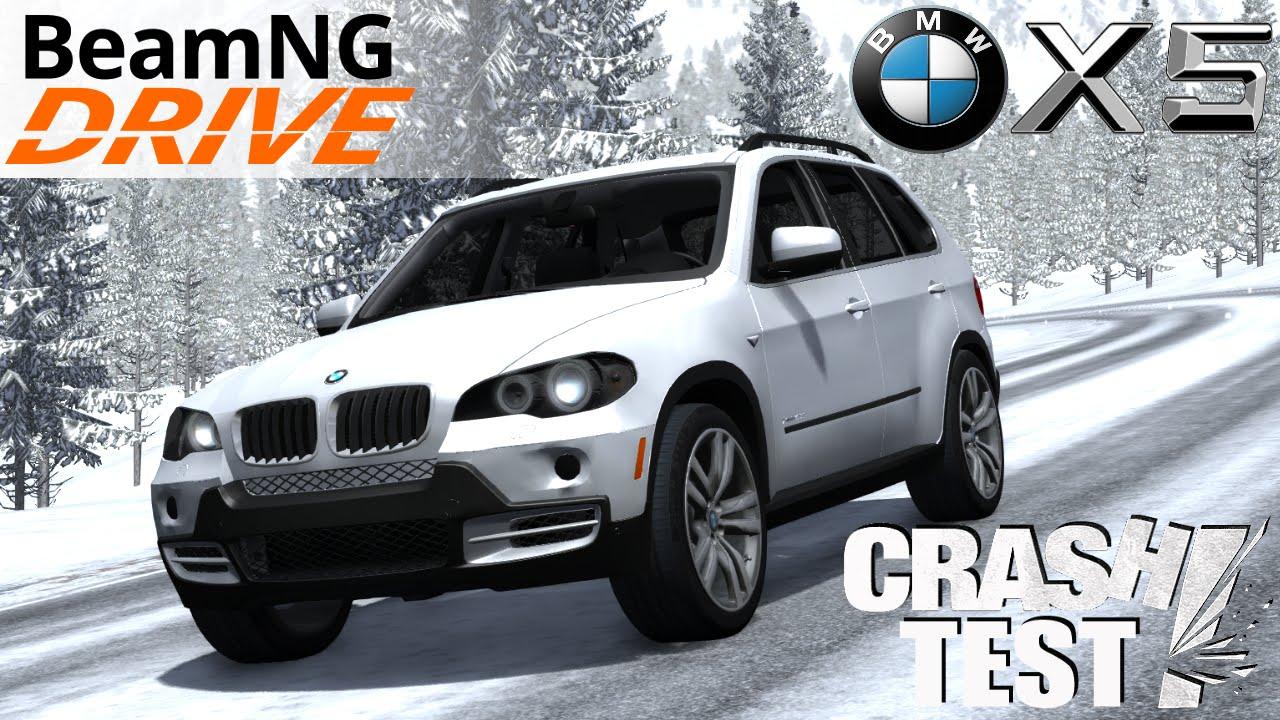 BeamNG.drive Mod BMW X5 E70