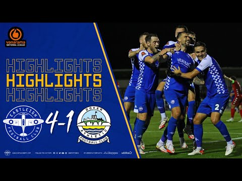 Eastleigh Dover Ath. Goals And Highlights