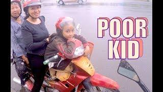 Helping poor kids and elderly in Vietnam.