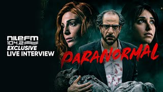 Paranormal Exclusive Interview