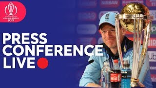 post match press conference new zealand vs england icc cricket world cup 2019