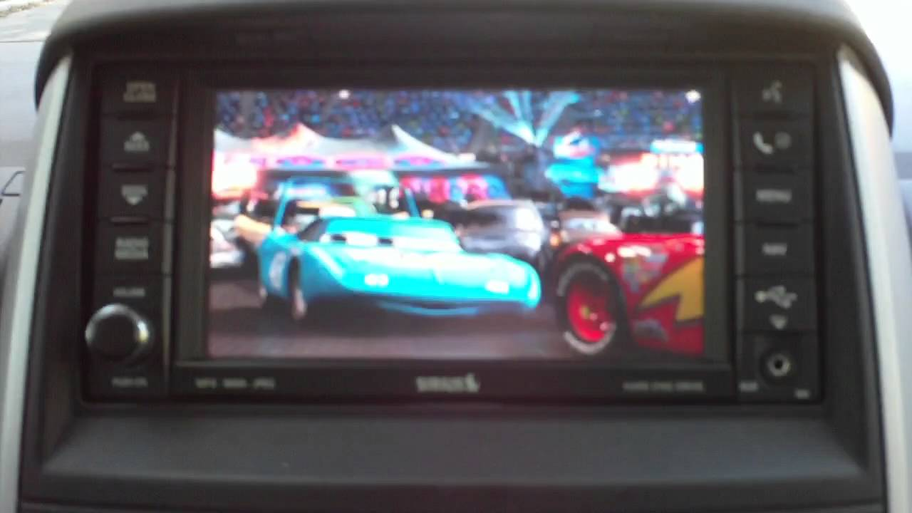 MYGIG DVD PLAYER IN MOTION Dodge Chrysler Jeep RER REN