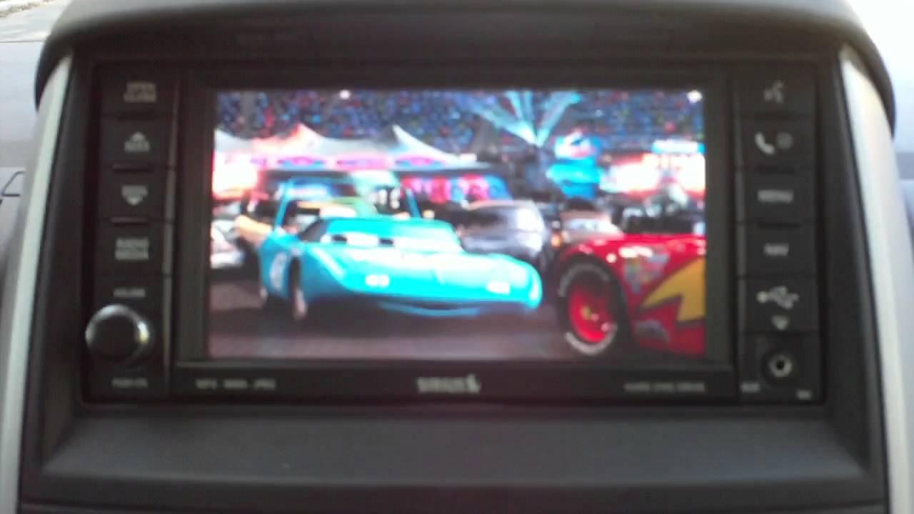 mygig dvd player in motion dodge chrysler jeep rer ren www oemautopartsco com youtube [ 1280 x 720 Pixel ]