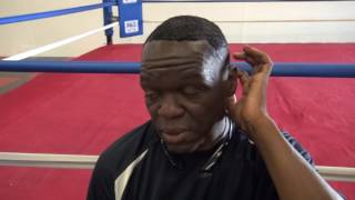 Jeff Mayweather on Deontay Wilder, Anthony Joshua, and a potential matchup between the two