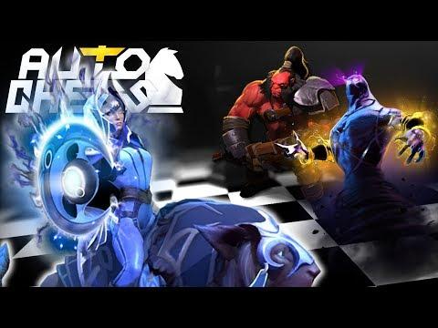 DOTA 2 Auto Chess: Carry Me Lunaaaa!! thumbnail
