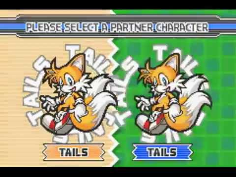 Sonic Advance Revamped: New Intro and Title Screen! - YouTube