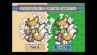 Sonic Advance 3 - Sonic & Sonic