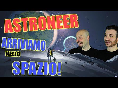 ASTRONEER coop - ARRIVIAMO NELLO SPAZIO!