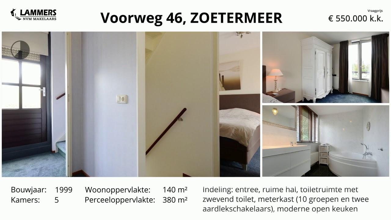 Zwevende Open Keuken : Koopwoning: voorweg 46 zoetermeer youtube