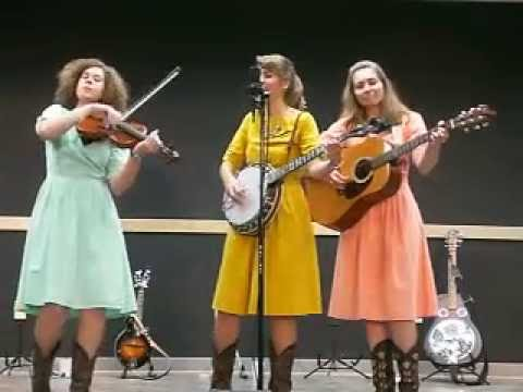 The McKinney sisters at Clay Center United Methodist Church pt.3
