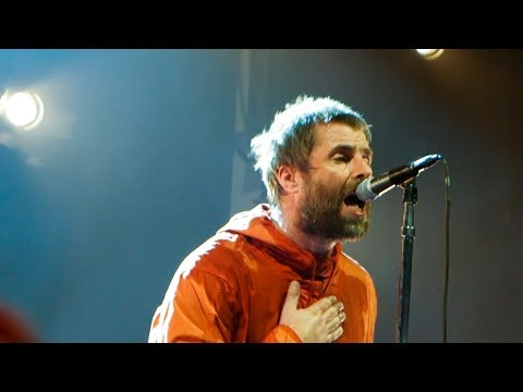 Liam Gallagher - Live Forever – Live in San Francisco
